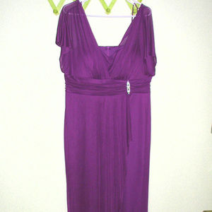 CATHERINES evening gown mother of bride prom NWT